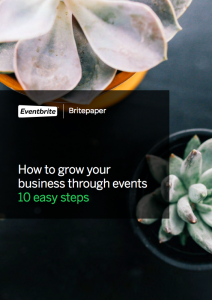 grow your business through events
